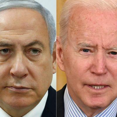 Joe Biden och Benjamin Netanyahu hade ett telefonsamtal gällande konflikten i Gaza.