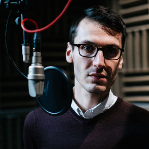 Kirjailija Pajtim Statovci