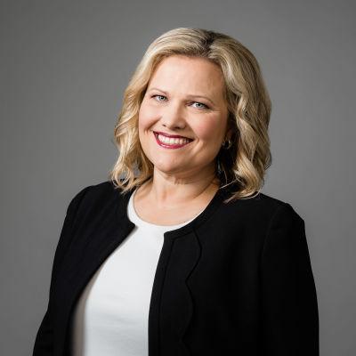 På bilden Johanna Törn-Mangs