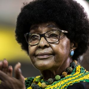 Winnie Mandela 20.12.2017.