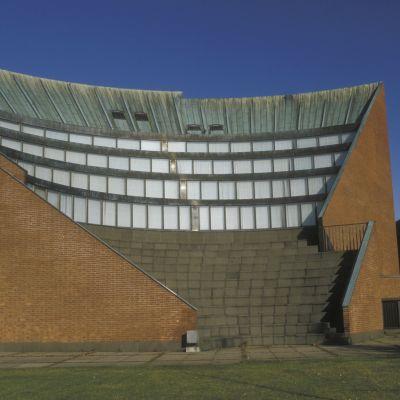 Tekniska högskolans bibliotek i Otnäs, Aalto universitetet