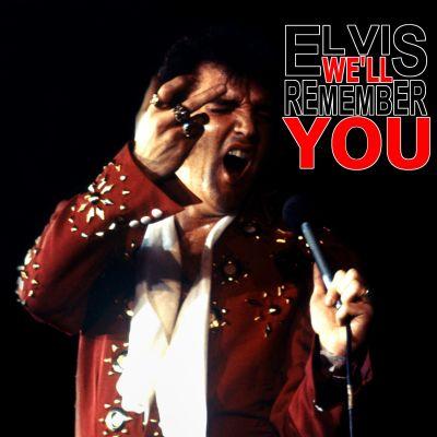 Elvis laulaa.