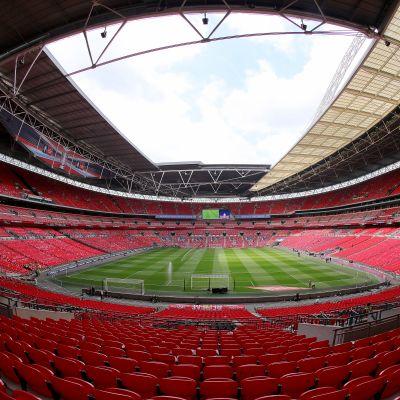 Wembley toimii EM-jalkapallossa vuonna 2020 seitsemän ottelun tapahtumapaikkana