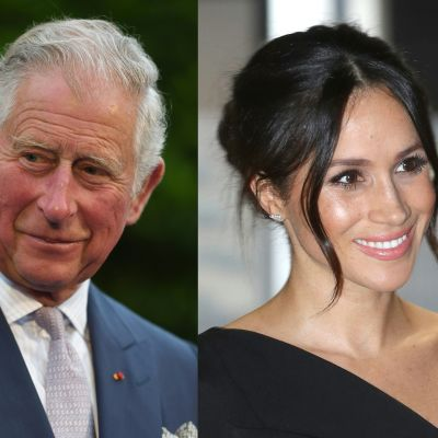Prins Charles ska leda sin blivande svärdotter Meghan Markle till altaret