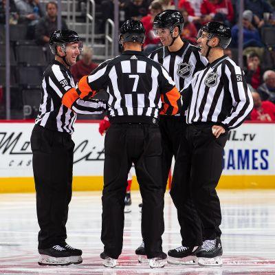 NHL tuomarit