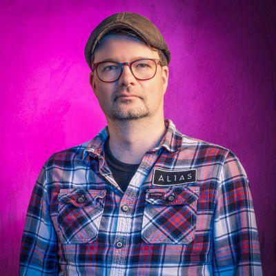 Antti Karppinen.