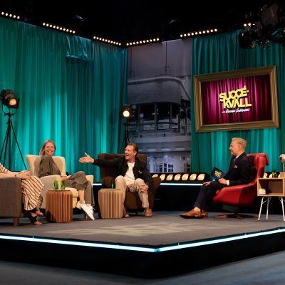 bild från Janne Grönroos program Succékvälls tionde avsnitt