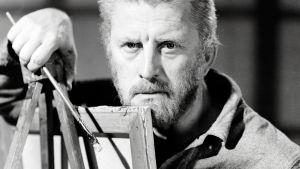 Kirk Douglas on Vincent van Gogh elokuvassa Hän rakasti elämää