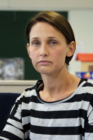 En kvinna med namnet Heidi Westerholm