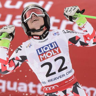Alpin skidåkning, VM