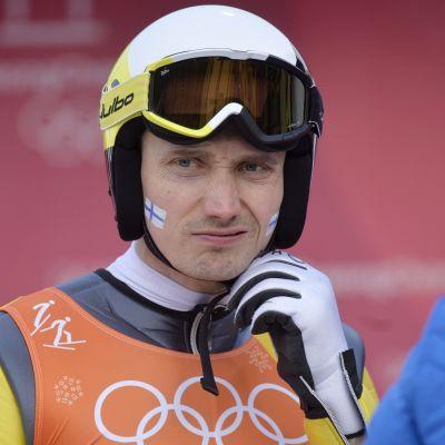 Hannu Manninen, OS 2018.