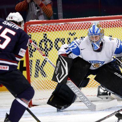 Finland-USA, VM-bronsmatch 2013