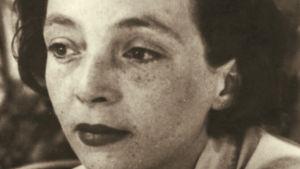 Den franska författaren Marguerite Duras