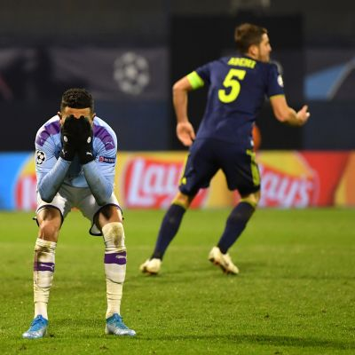 Manchester City kohtasi joulukuussa Dinamo Zagrebin.