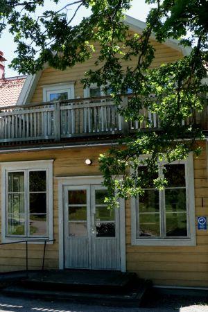 Prästgården i Kyrkslätt.