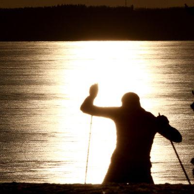 FM på skidor avgörs i Kontiolahti.