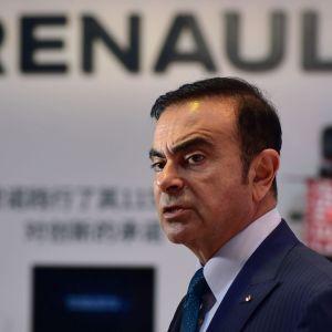 Nissans styrelseordförande Carlos Ghosn