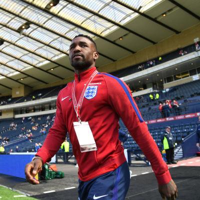 Bournemouths nyförvärv Jermain Defoe fanns med i den senaste engelska VM-kvaltruppen.