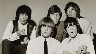 The Rolling Stones early in their career, taken on September 20, 1964.