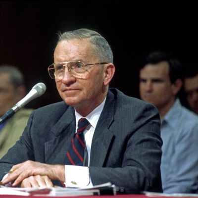 Ross Perot vuonna 1993.
