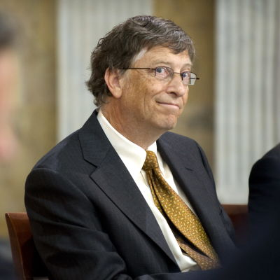 Bill Gates i Washington DC 2010