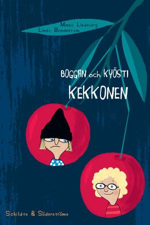 pärmen till Minna Lindeberg & Linda Bondestam: Boggan och Kyösti Kekkonen