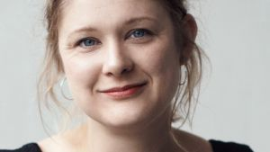 Porträtt av regissören Isabella Eklöf