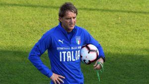 Roberto Mancini.