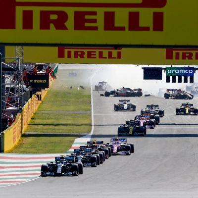 Mugello kolari F1