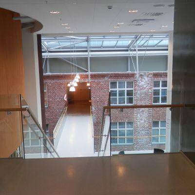 Yrkeshögskolan Centria i Jakobstad i Campus Allegro