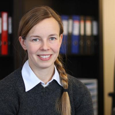 Laura Langh-Lagerlöf anser att företagets tuffaste konkurrenter finns i Tyskland.