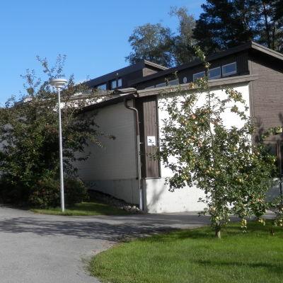 Bäddavdelningen vid hälsovårdscentralen i Nykarleby saneras