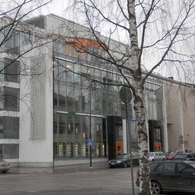 Katternö Group har sitt huvudkontor i översta våningen i Campus Allegro