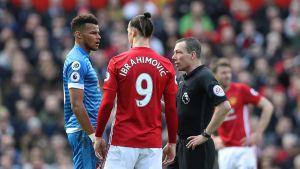 Tyrone Mings, Zlatan Ibrahimovic.