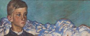 Akseli Gallen-Kallelas porträtt av Kai Donner