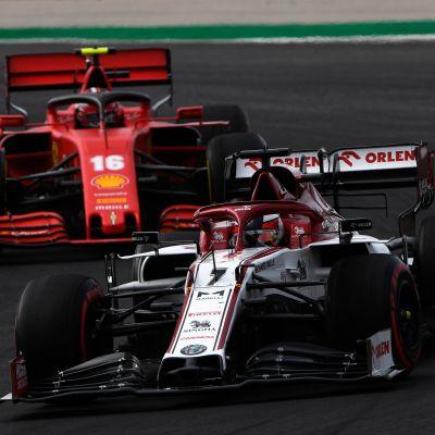 Kimi Räikkönen Portugali