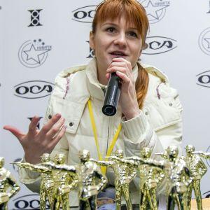 Maria Butina, rysk vapenlobbyist bakom stor mängd skyttestatyetter