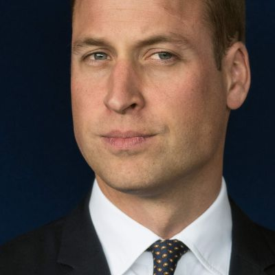 Prins William, hertig av Cambridge.