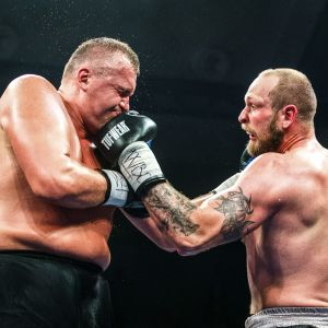 Robert Helenius har tuffare motståndare i sikte efter segern över Jevgenij Orlov,