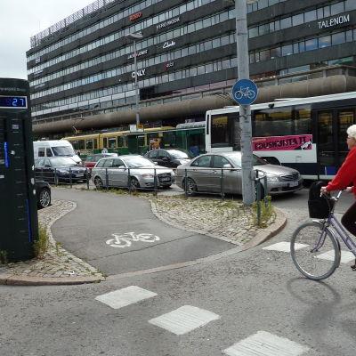Trafik i Helsingfors
