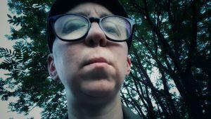 Selfie av Mio Lindman