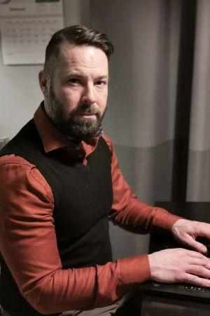 Utbildningschef Anders Grannas