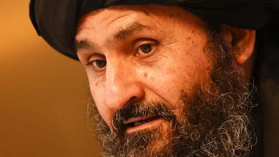 Mulla Abdul Ghani Baradar som grundade talibanrörelsen tillsammans med mulla Omar är talibanernas näst högsta ledare.