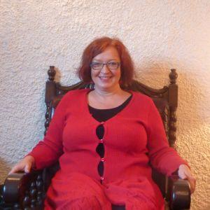 Jaana-Mirjam Mustavuori undervisar i kroppsmedvetenhet
