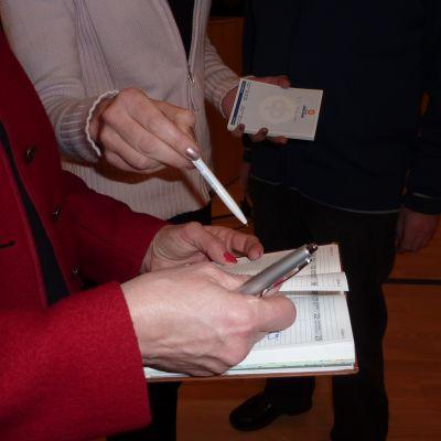 Beslutsfattare i Malax och Korsnäs koordinerar mötestidtabeller.