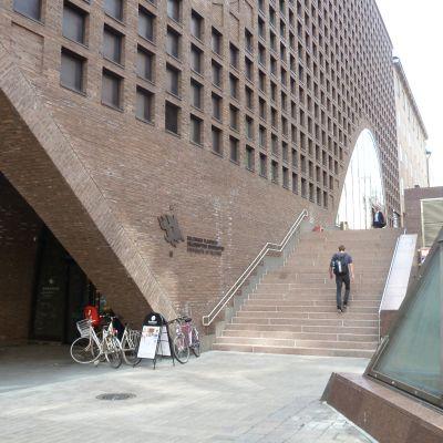 Nya universitetsbiblioteket