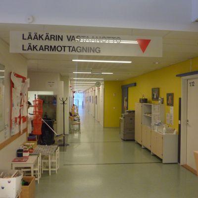 Gerby hälsostation i Vasa