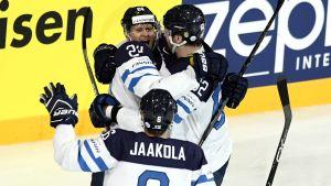 Jani Lajunen, ishockey-VM 2017.