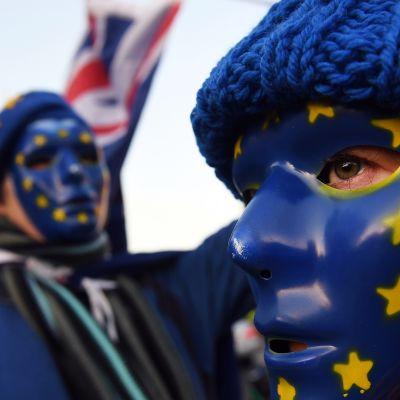 EU-naamiot