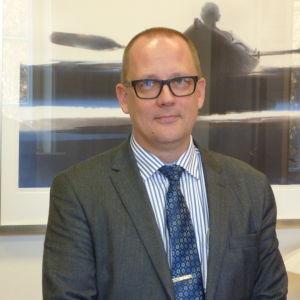 Staddirektör Tomas Häyry